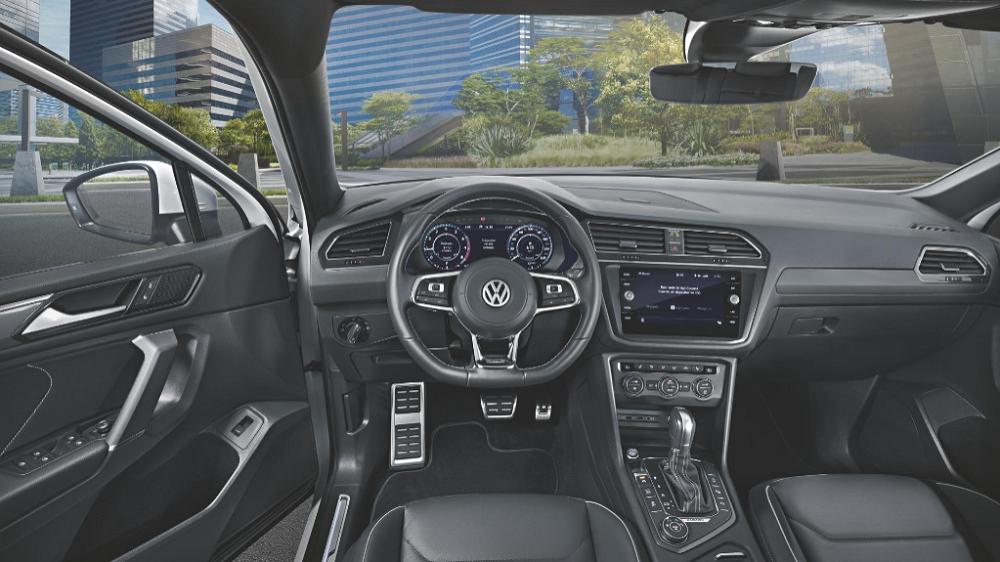 Volkswagen Tiguan Allspace Linha 2020 2