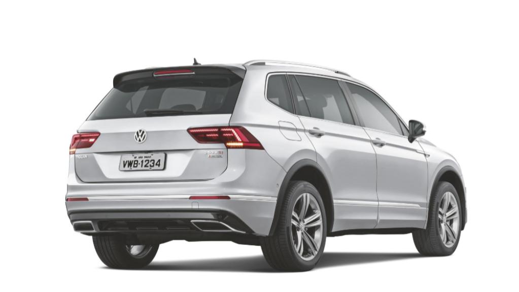 Volkswagen Tiguan Allspace Linha 2020 3