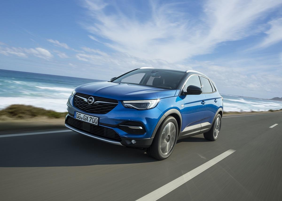 Opel Crosslando X