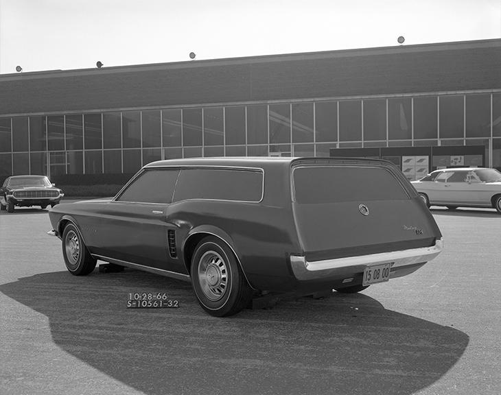 Mustang Perua 1966 Concept