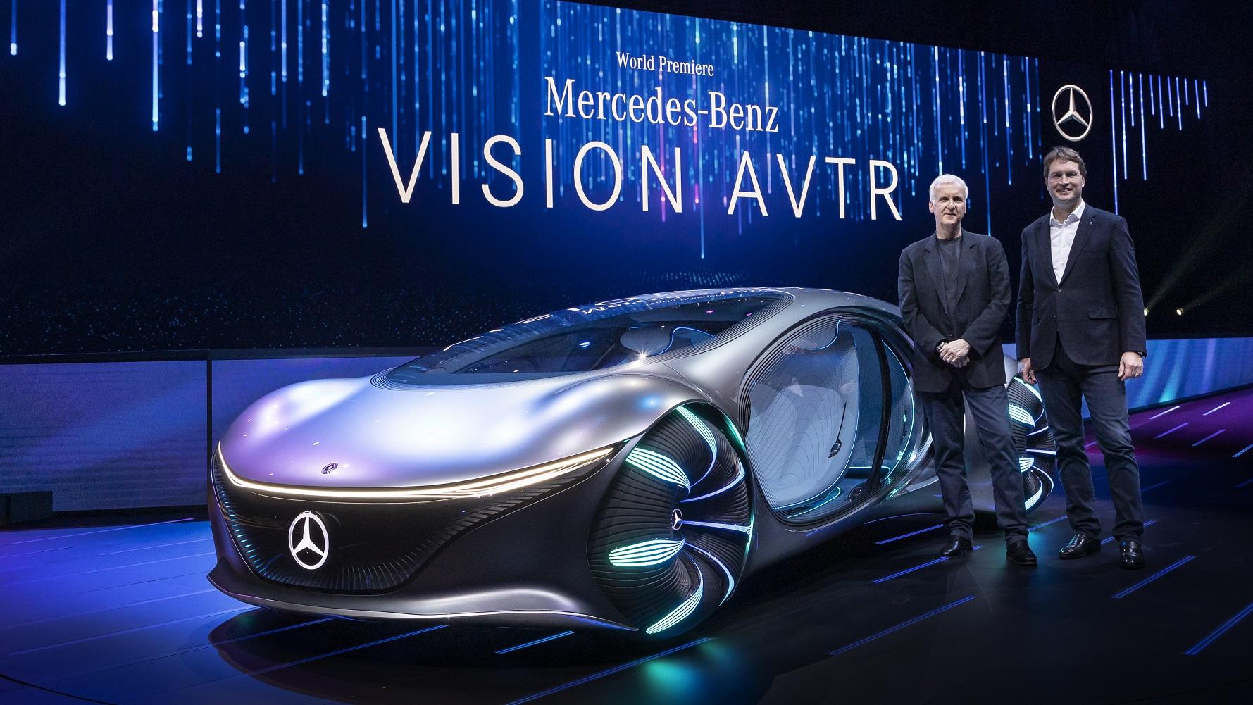 Vision AVTR na CES