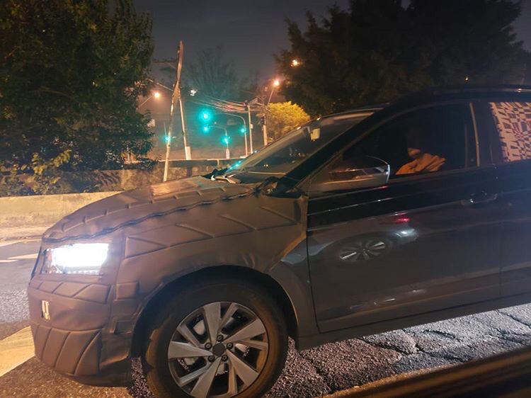 Flagras Do Volkswagen Nivus 2