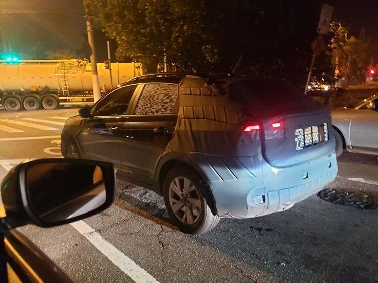 Flagras Do Volkswagen Nivus 3