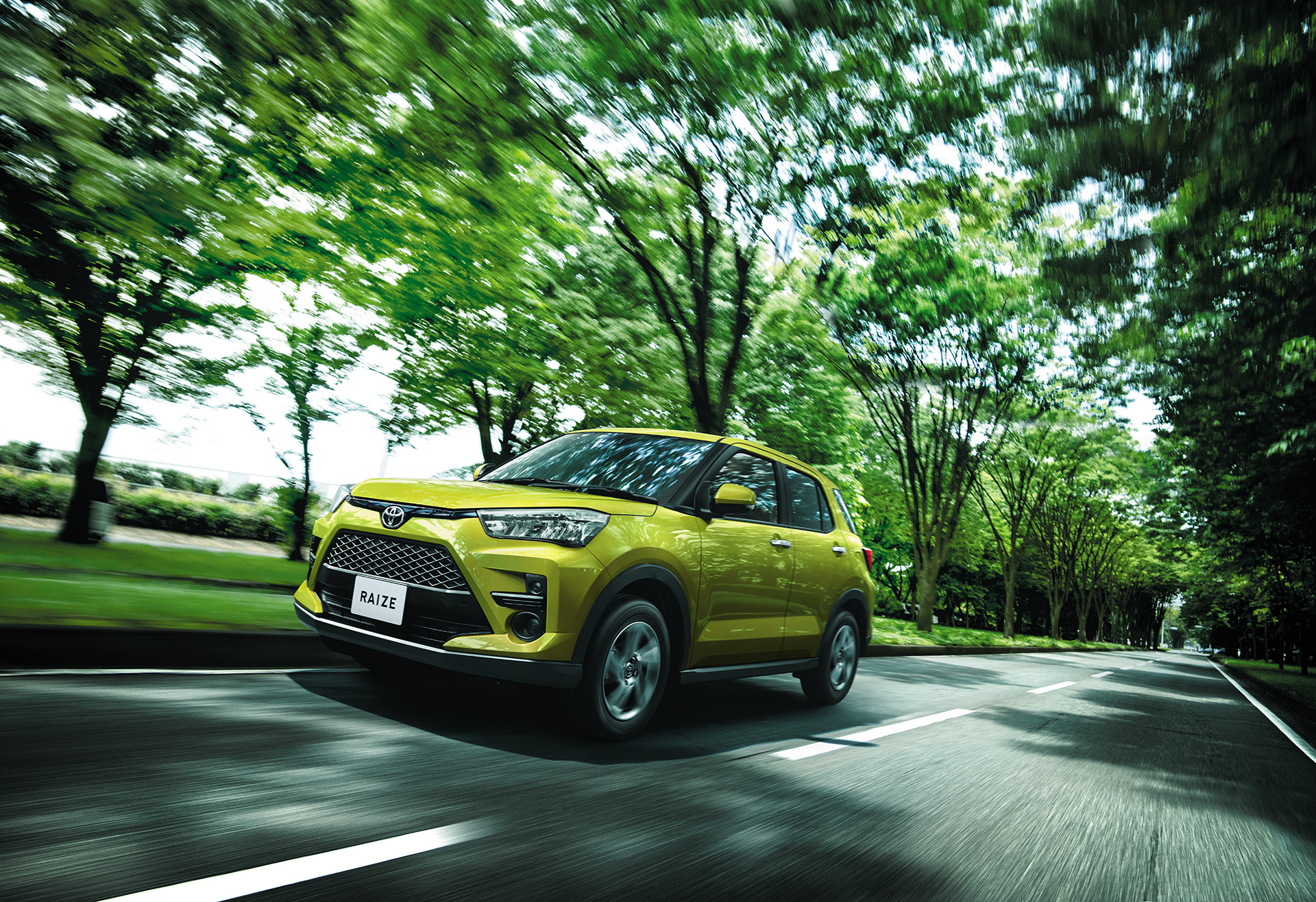 Toyota Raize 3