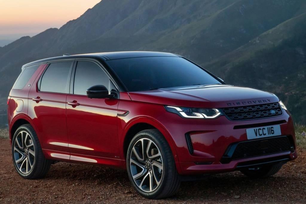 Discovery Sport ganhou design mais agressivo na linha 2020
