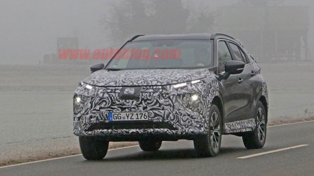 Flagra Eclipse Cross 2021