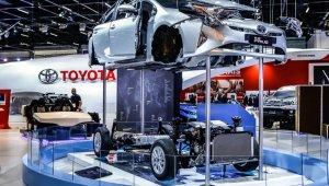 Toyota no Salão de SP