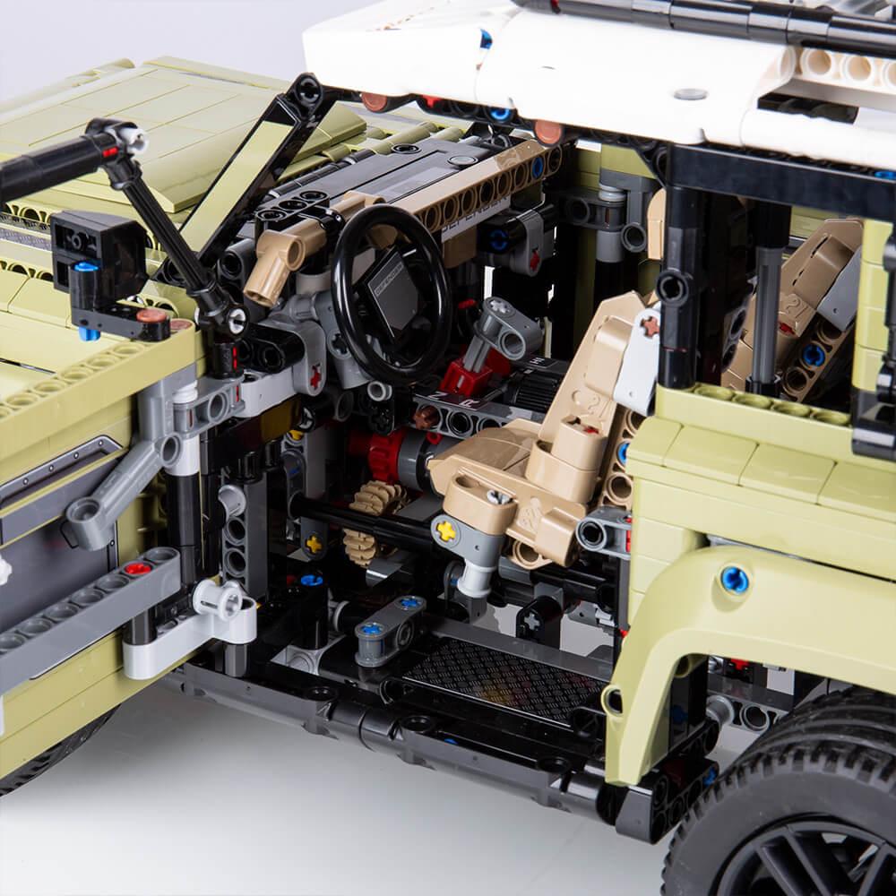 Lego Technic Defender 201