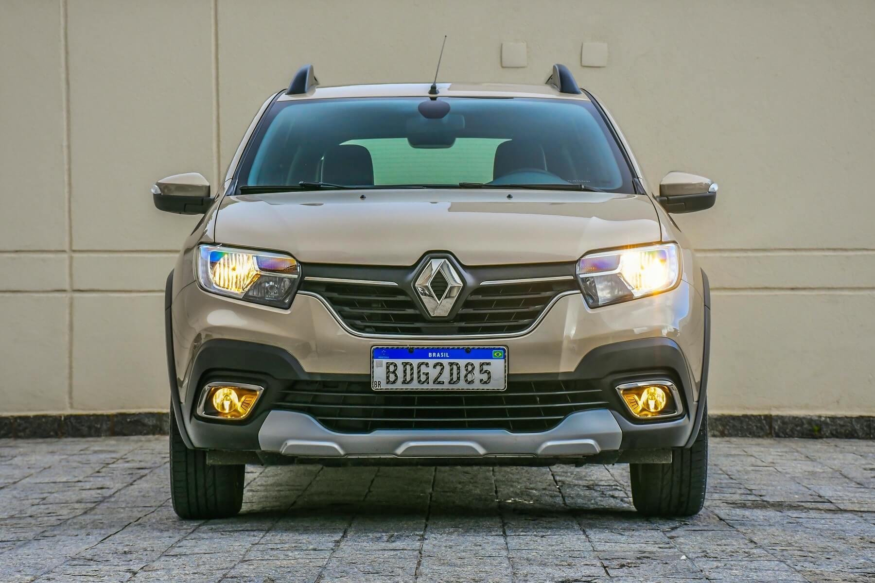 Renault Sandero Stepway 25