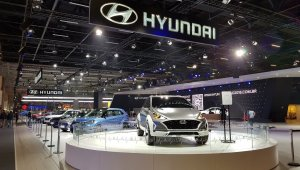 Hyundai mostrou Saga no Salão 2018