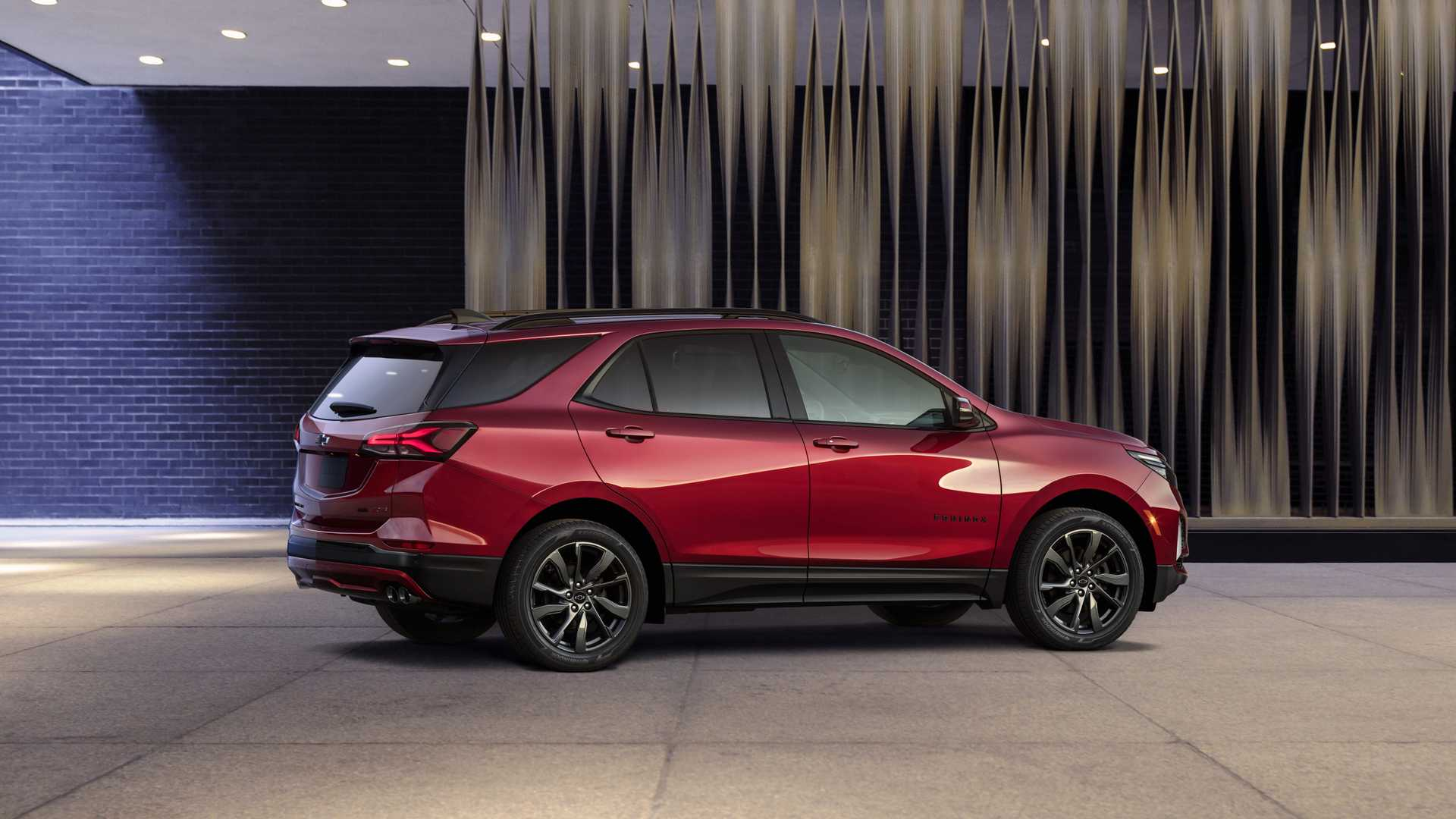 2021 Chevy Equinox Facelift 16