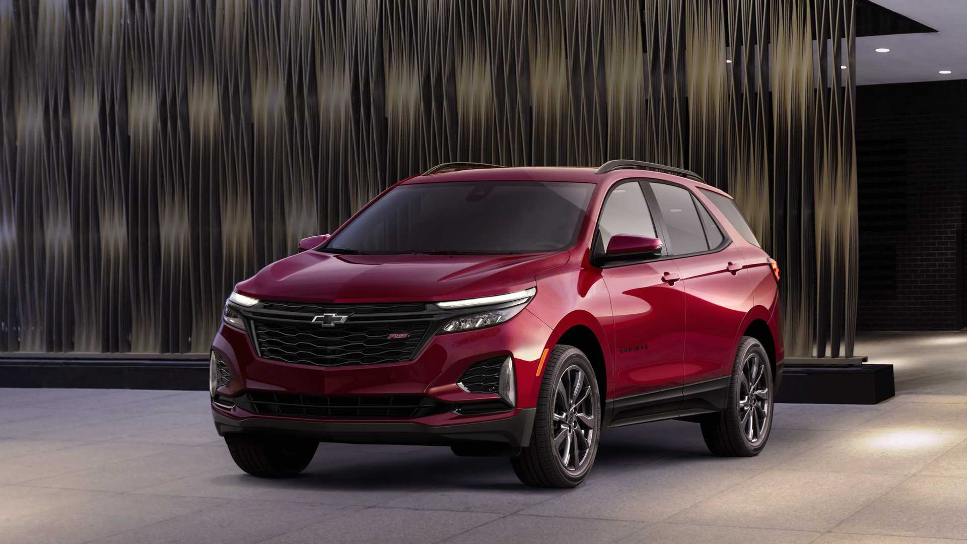 2021 Chevy Equinox Facelift 12