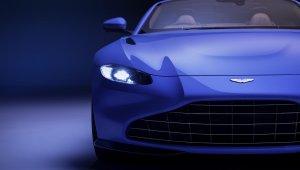 Aston Martin Vantage Roadster De Frente