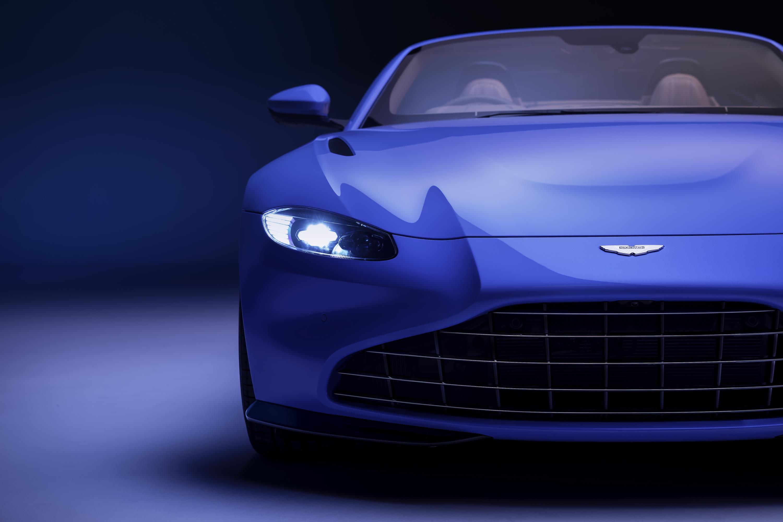 Aston Martin Vantage Roadster será apresentado ao mundo no Salão de Genebra 2020