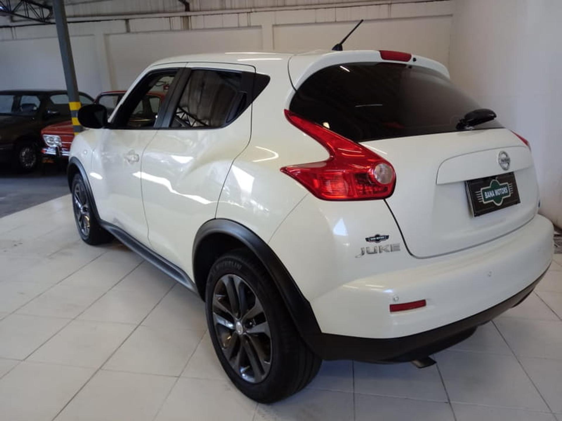 Nissan Juke 1.6 Turbo Gasolina S Awd Cvt Wmimagem09484796929