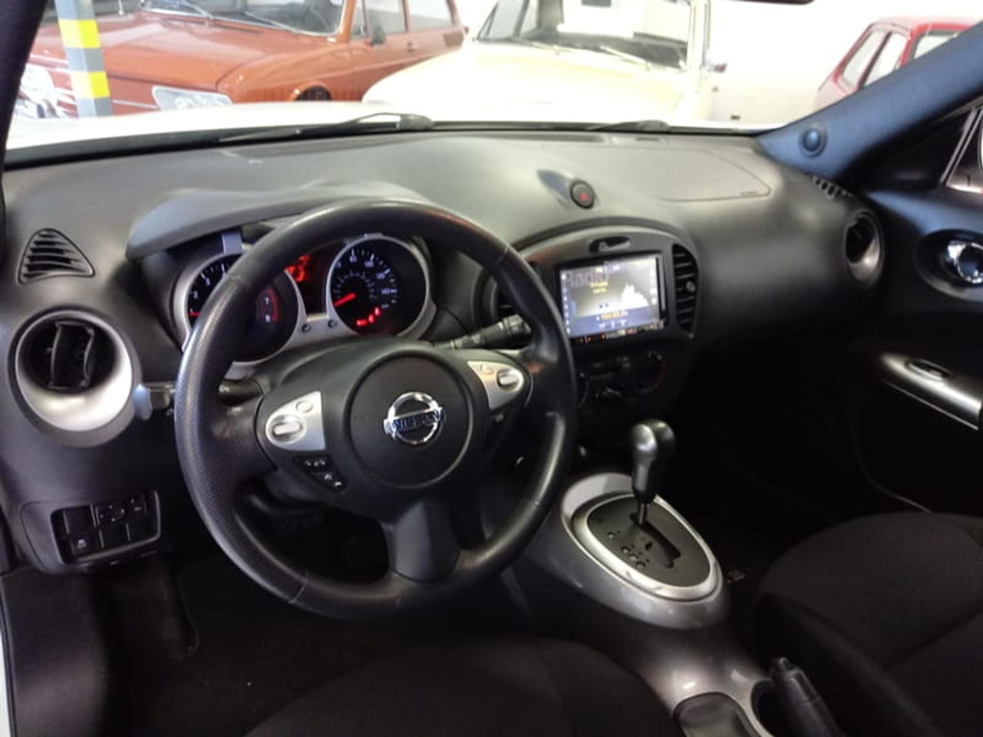 Nissan Juke 1.6 Turbo Gasolina S Awd Cvt Wmimagem09484904679