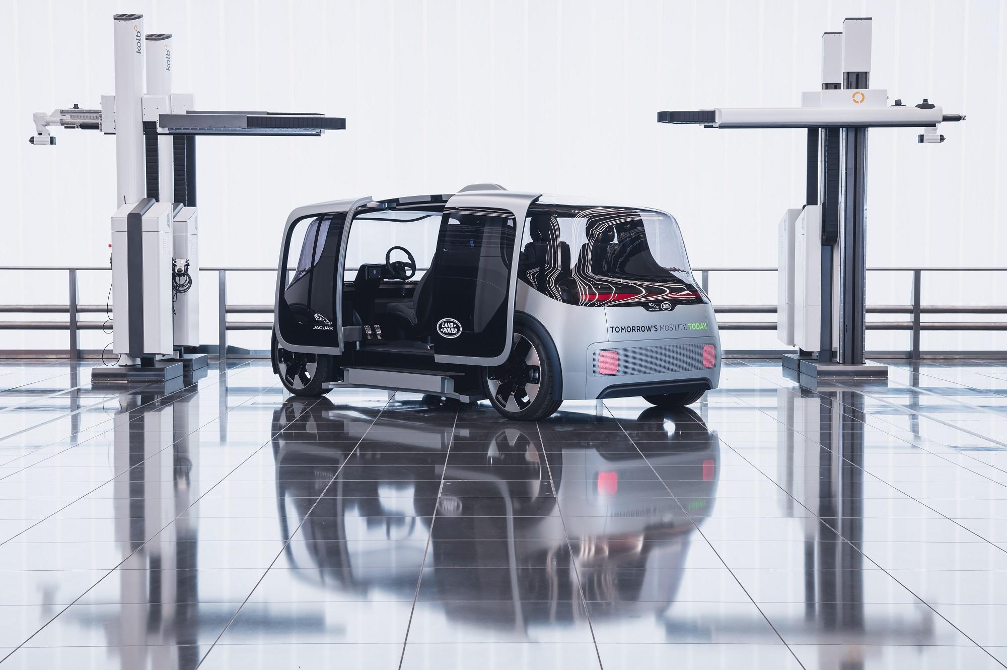 Project Vector pretende mudar a mobilidade