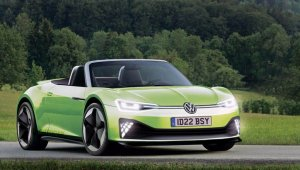 Imagem mostra projeção do inédito Volkswagen ID R