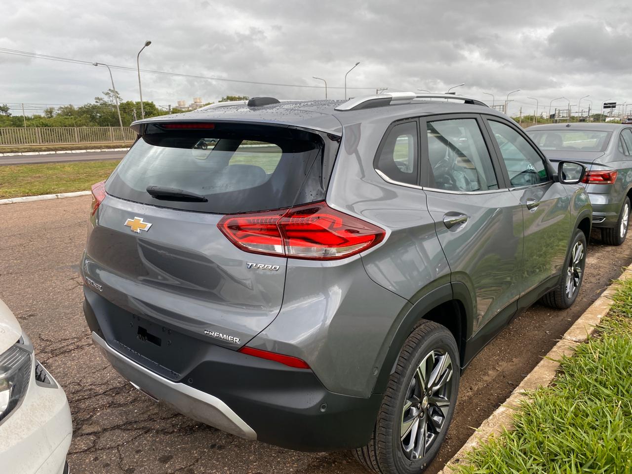 Chevrolet Tracker Flagra 2