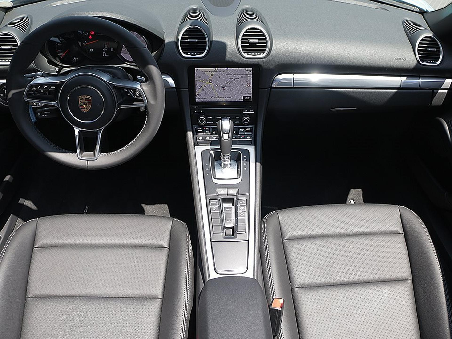 Porsche 718 2.0 16v H4 Gasolina Boxster Pdk Wmimagem13300358684