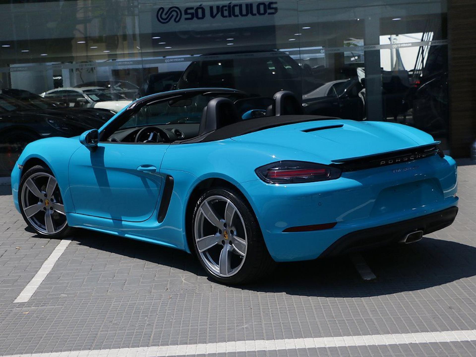 Porsche 718 2.0 16v H4 Gasolina Boxster Pdk Wmimagem13300700759