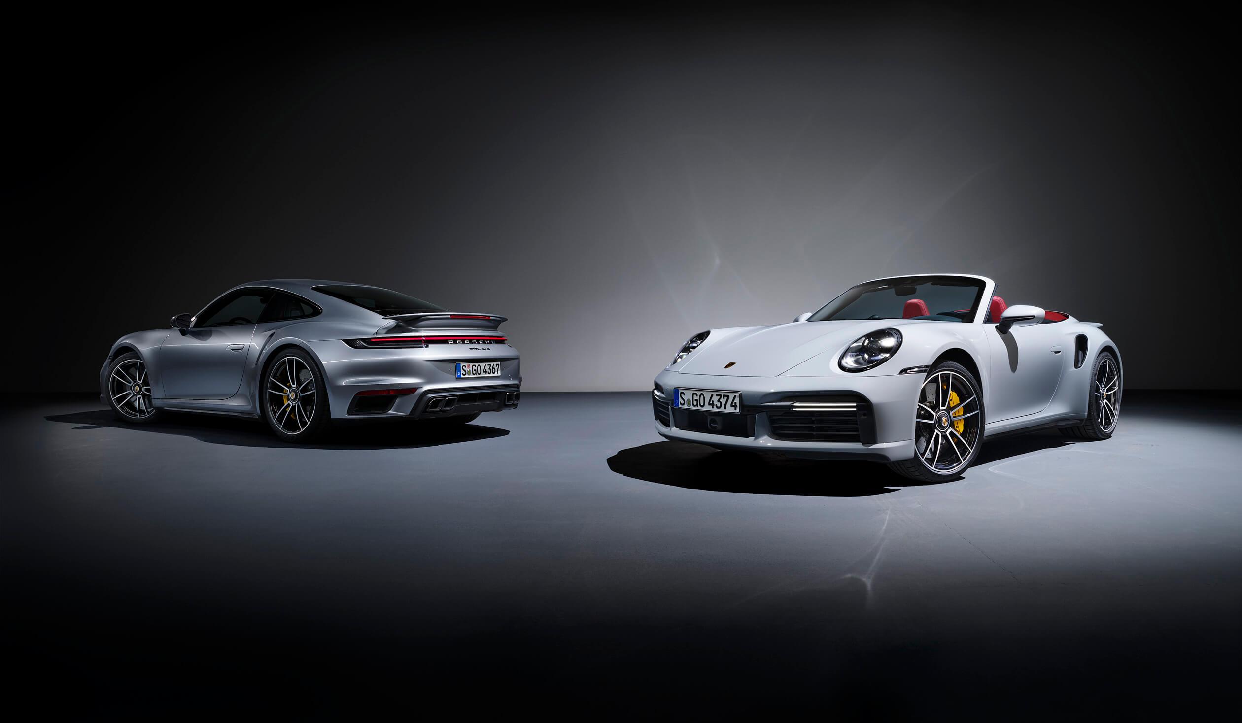 Porsche 911 Turbo S chega ao Brasil em abril