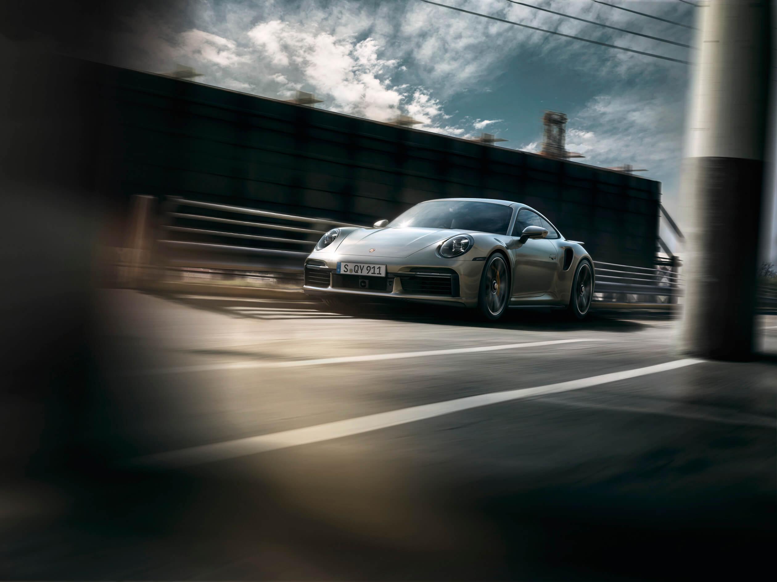 Novo 911 Turbo