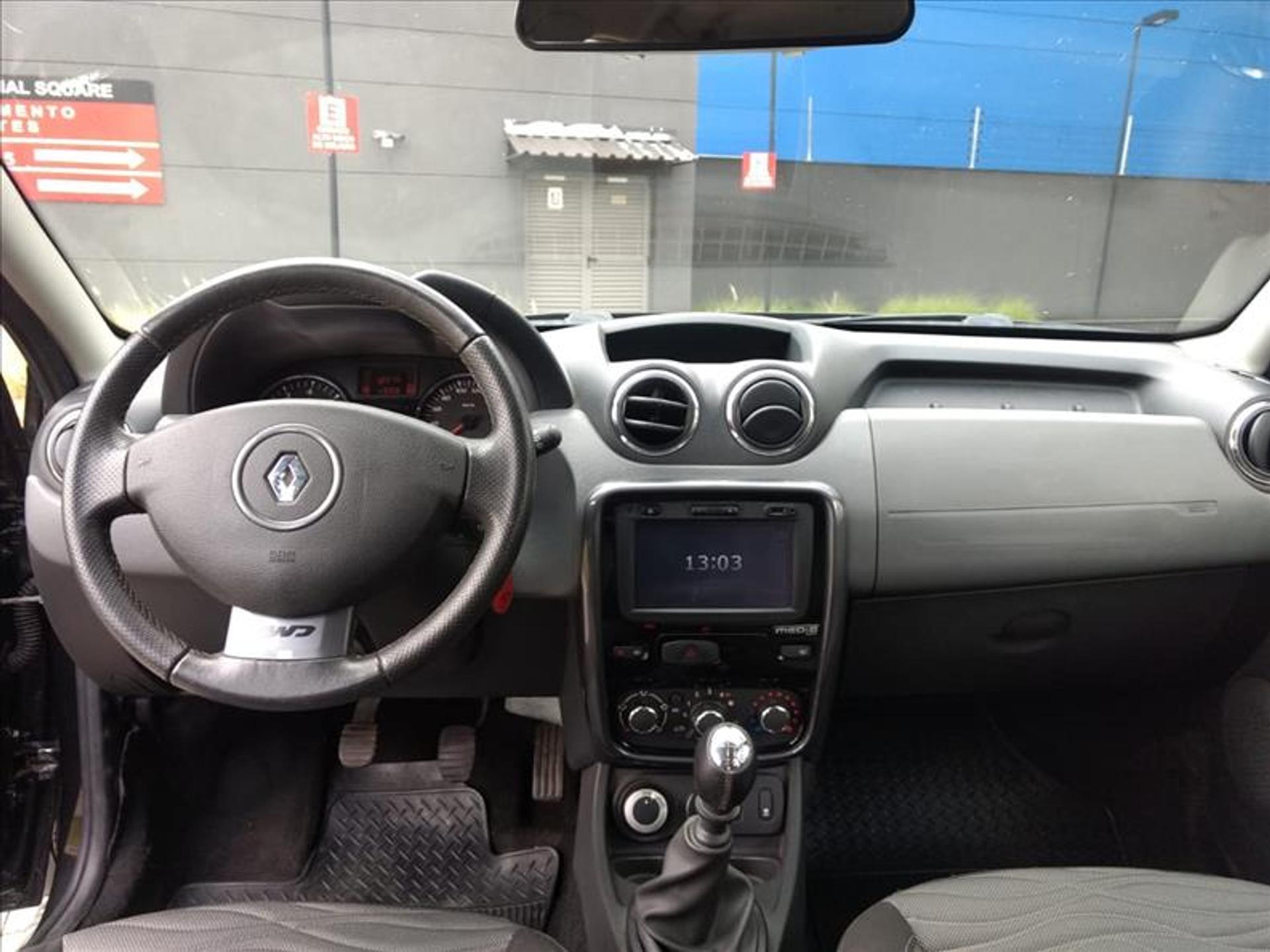 Renault Duster 2.0 Tech Road Ii 4x4 16v Flex 4p Manual Wmimagem10310881147