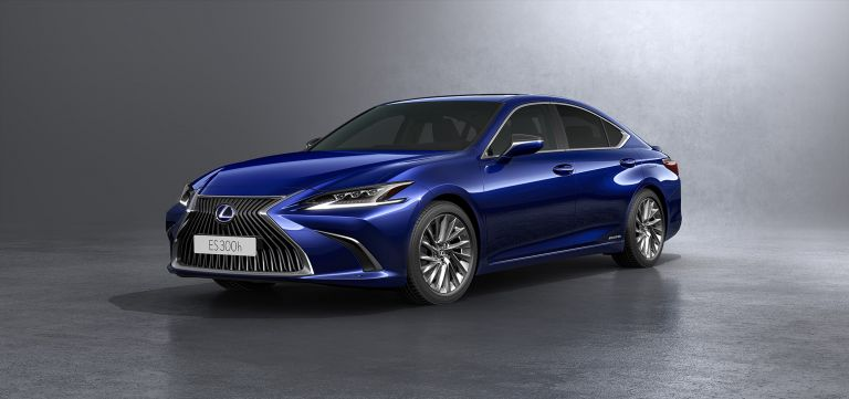 Lexus Es 300h Eu Version 2020 533921