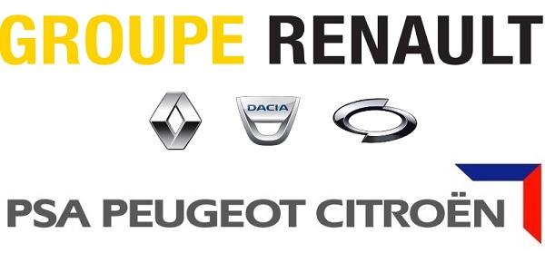 """Renault e PSA podem """"se unir"""" pelas mãos do governo francês"""