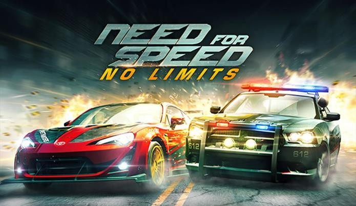 Need For Speed No Limits Android Ios