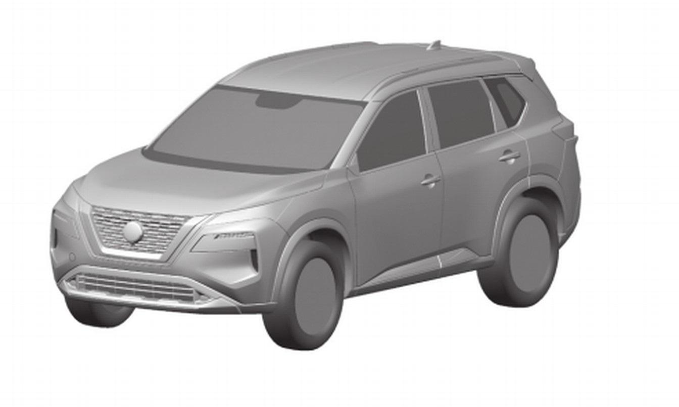 Nissan X Trail Registro no INPI