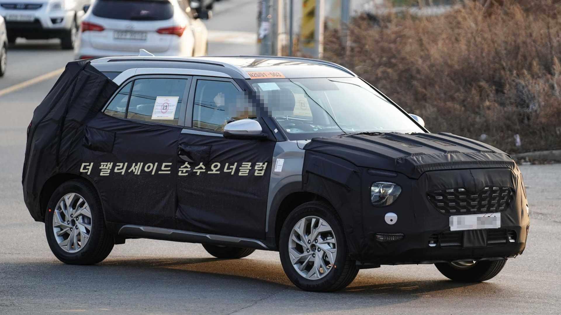 Novo Hyundai Creta 7 Lugares
