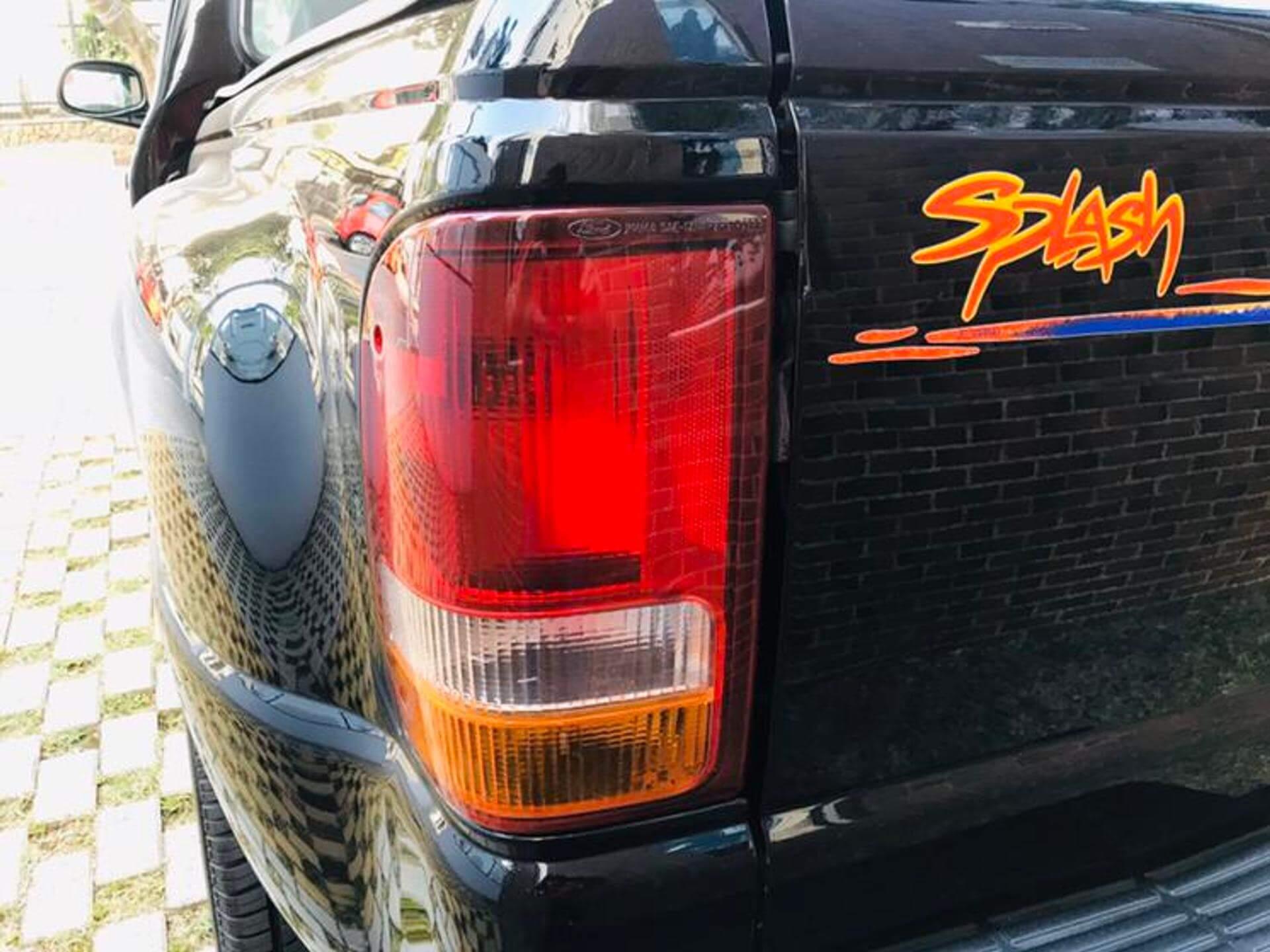 Ford Ranger 4.0 Splash 4x2 Ce V6 12v Gasolina 2p Manual Wmimagem084549149721