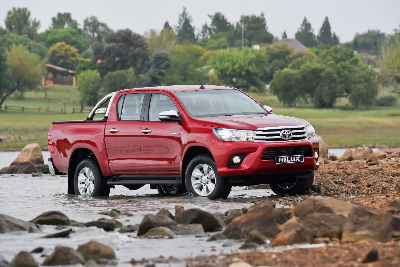 Toyota Hilux África1