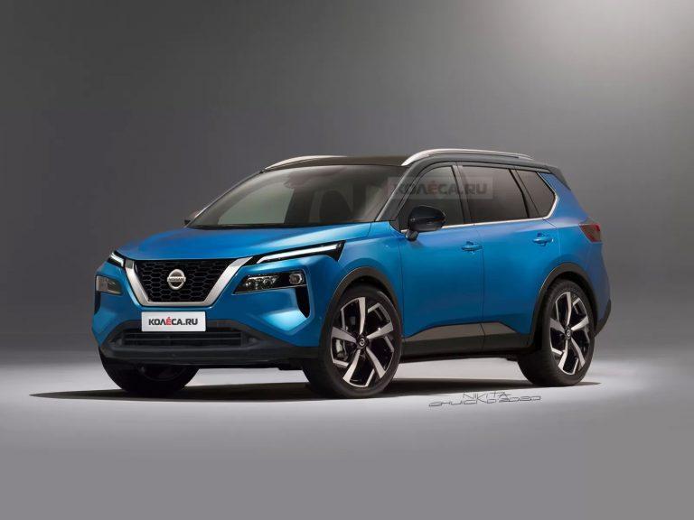 Nissan Rogue/X-trail