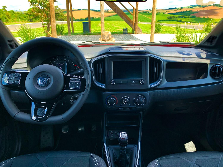 Nova Fiat Strada 50