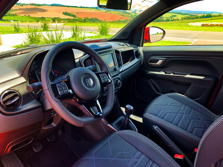 Nova Fiat Strada 60