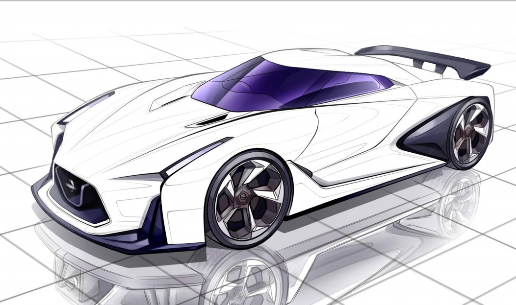 Nissan Desenhos