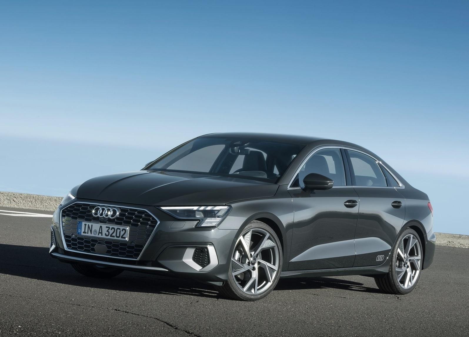 Audi A3 Sedan 2021 deve chegar ao Brasil na virada do próximo ano