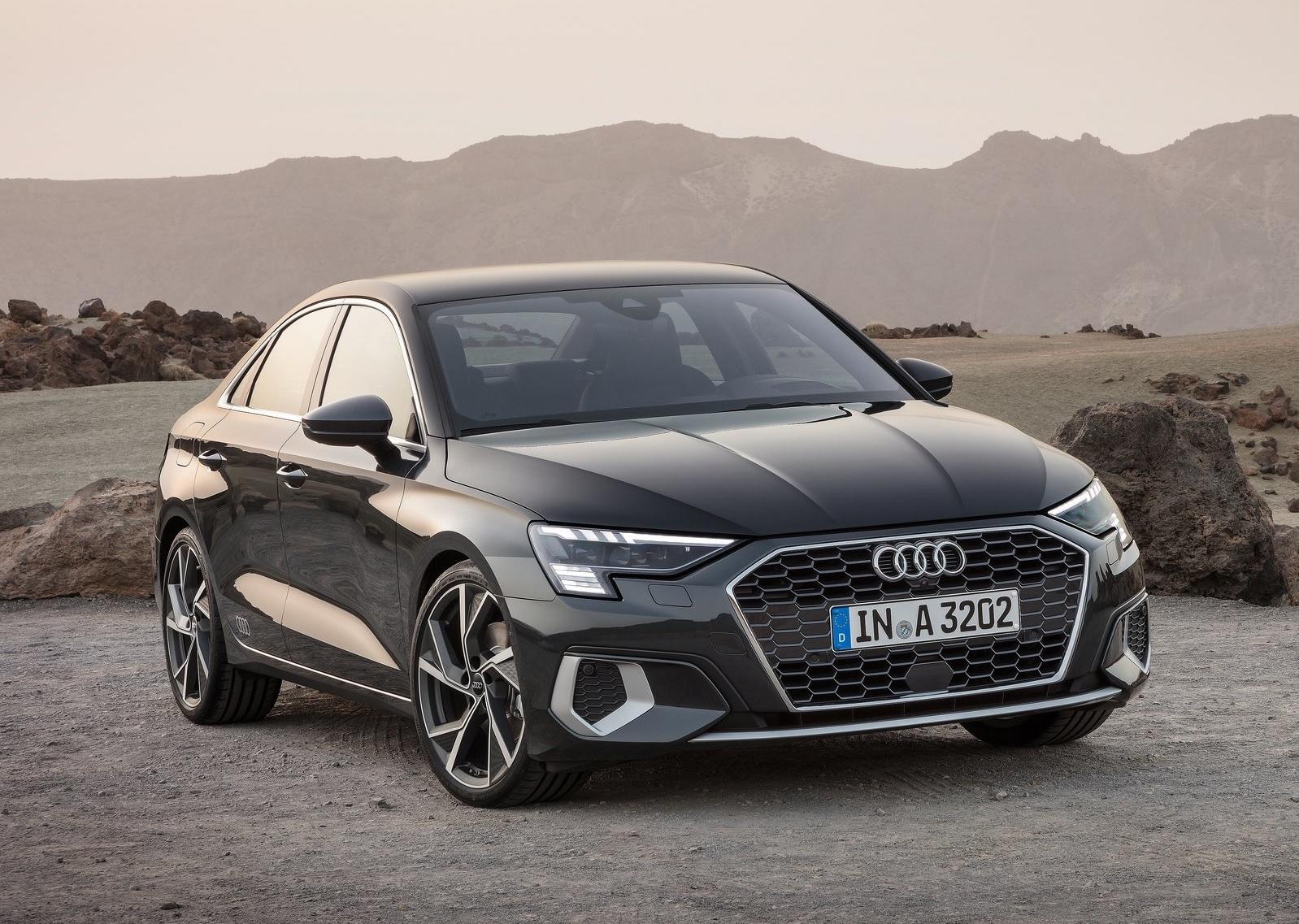 Audi A3 Sedan ganhou visual mais esportivo, elegante e imponente em sua nova geração
