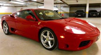 Ferrari F360 3.6 F1 Modena V8 40v Gasolina 2p Automatico Wmimagem10461229317