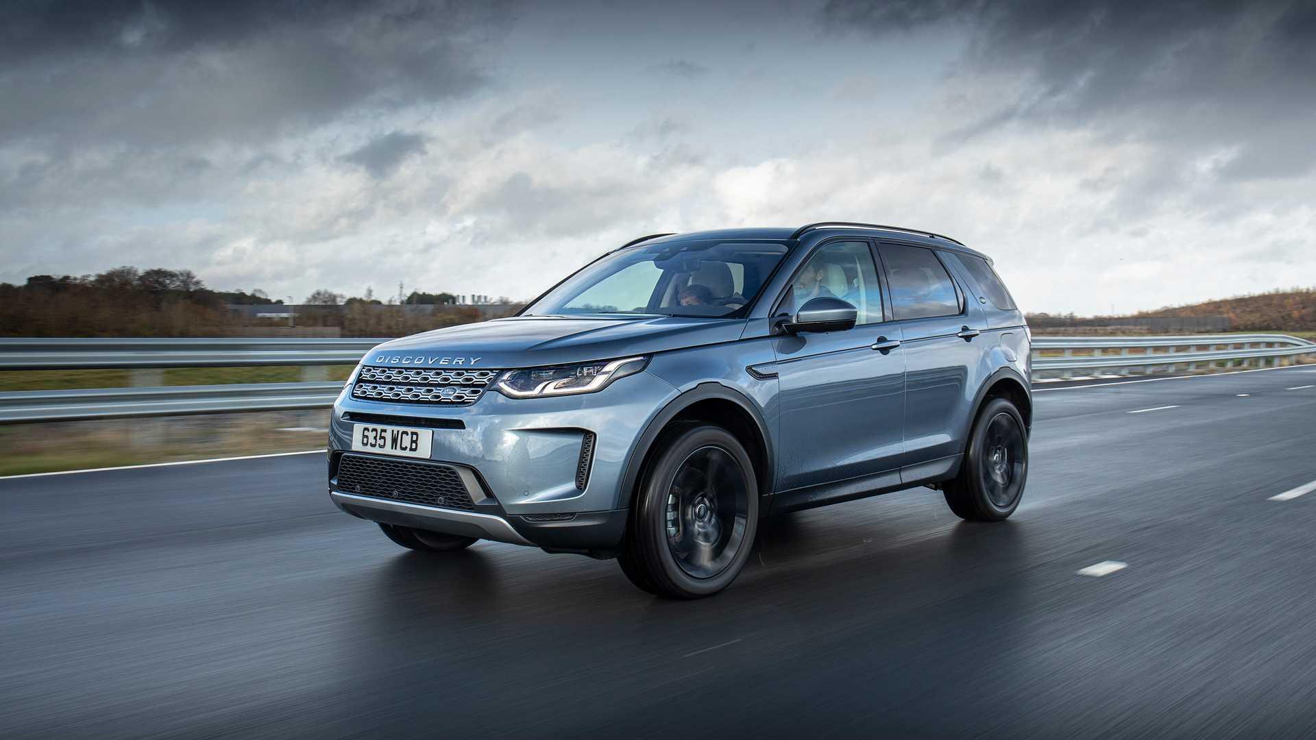 2020 Land Rover Discovery Sport P300e 1