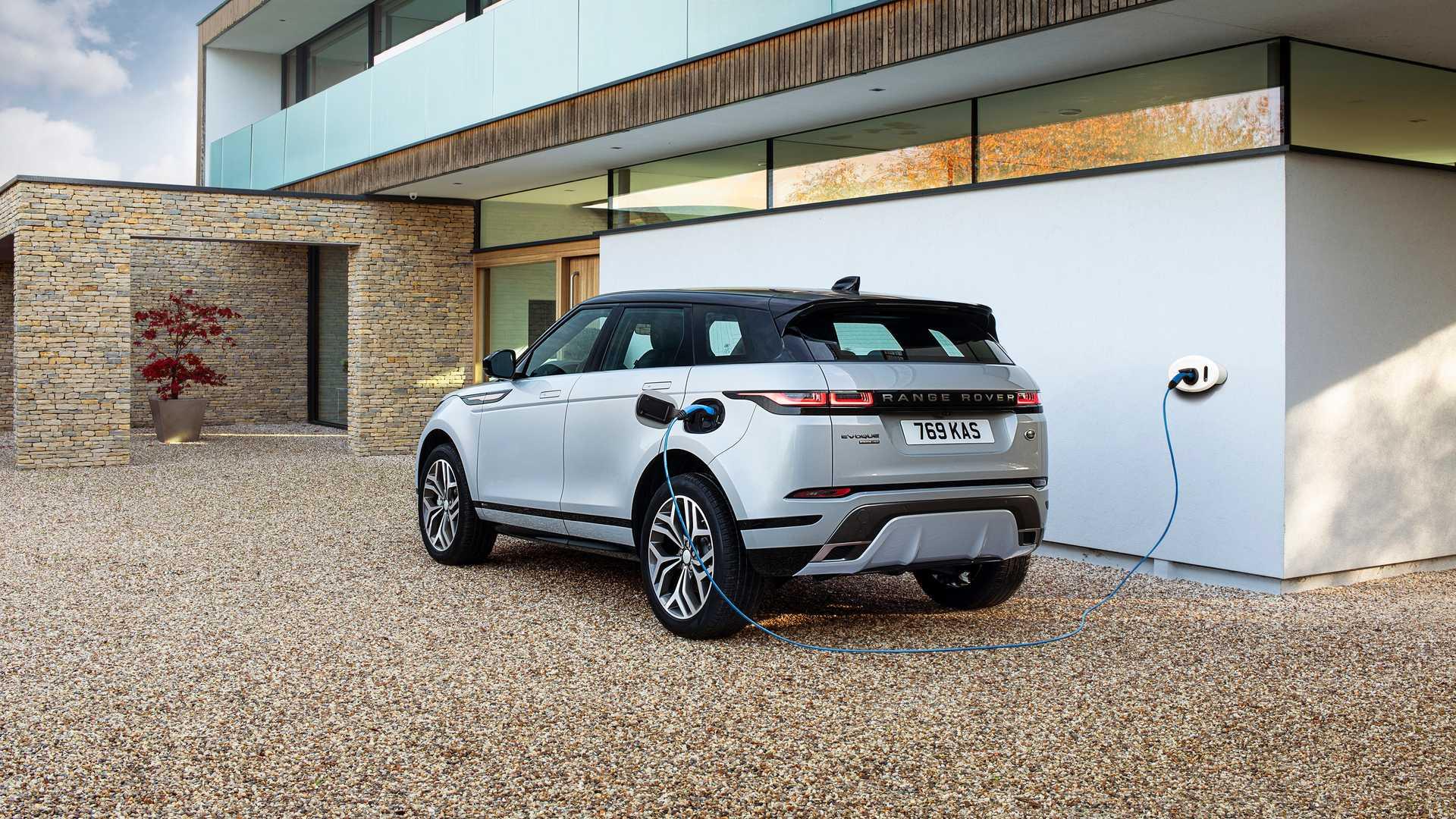 2020 Land Rover Range Rover Evoque P300e 1