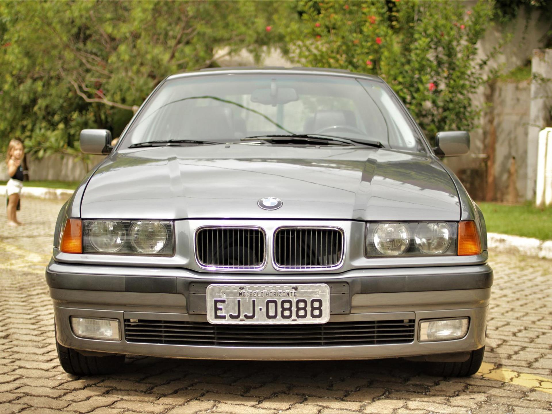 Bmw 328i 2.8 Sedan 24v Gasolina 4p Automatico Wmimagem13342254743