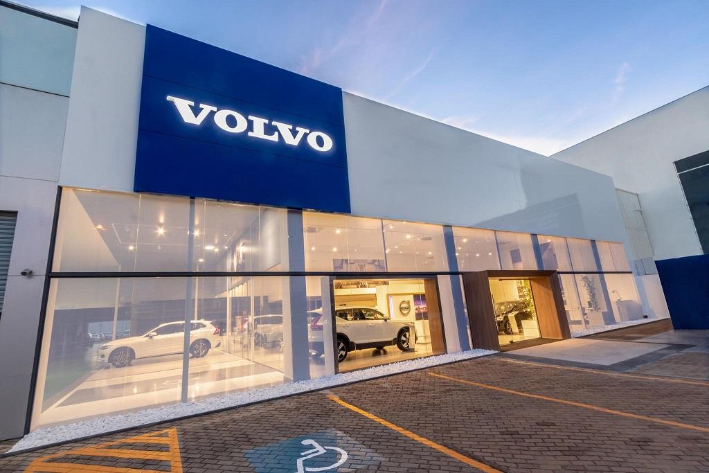 Concessionária Volvo