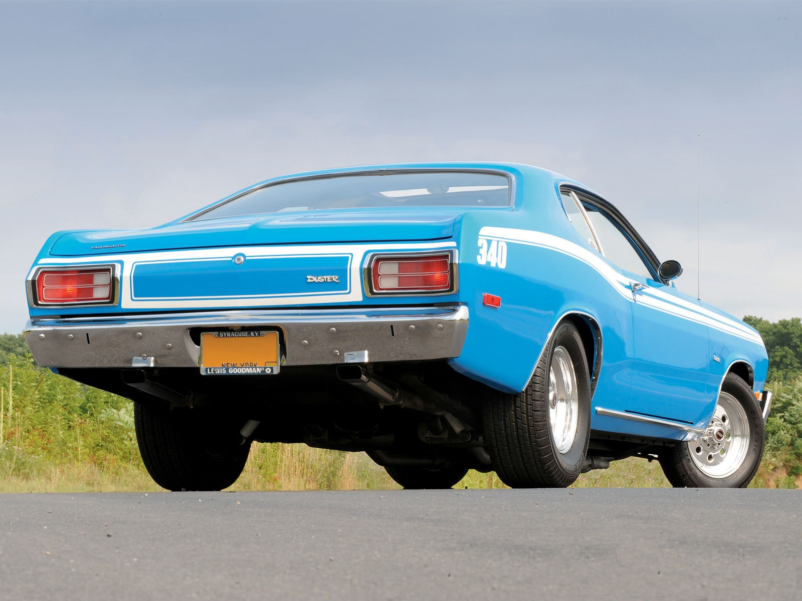 Plymouth Duster 1973
