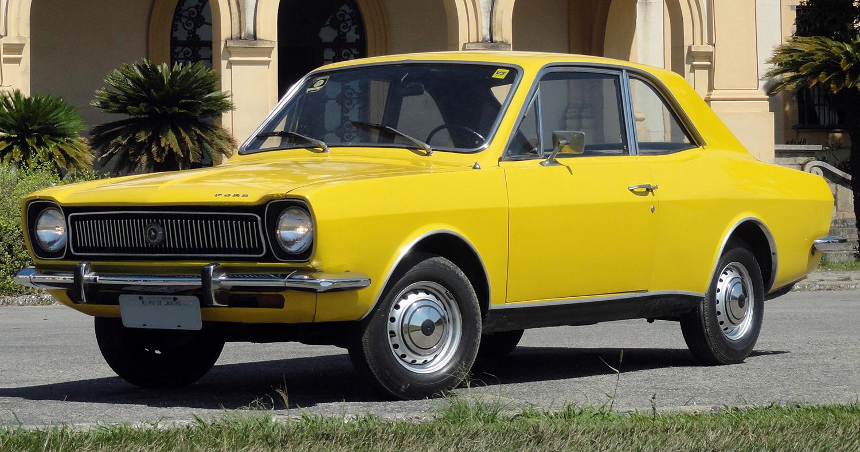 Corcel era um projeto Renault em parceria com a Willys que mudou de dono e... de marc