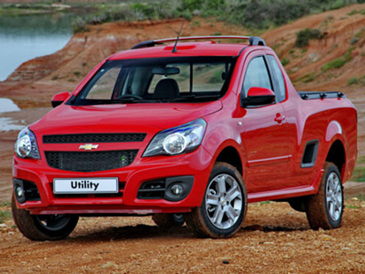Chev Utility South Africa