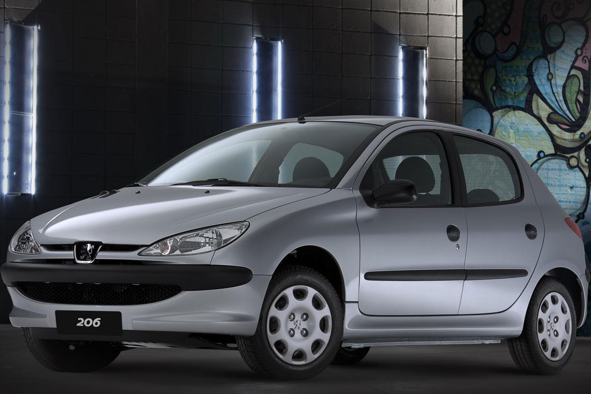 Autowp.ru Peugeot 206 5 Door 2